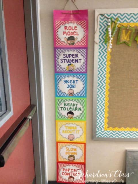 Using a clip chart for behavior doesn't have to be horrible! It worked SO well in my classroom and I wouldn't change a thing about it! Read how this teacher uses this behavior system.