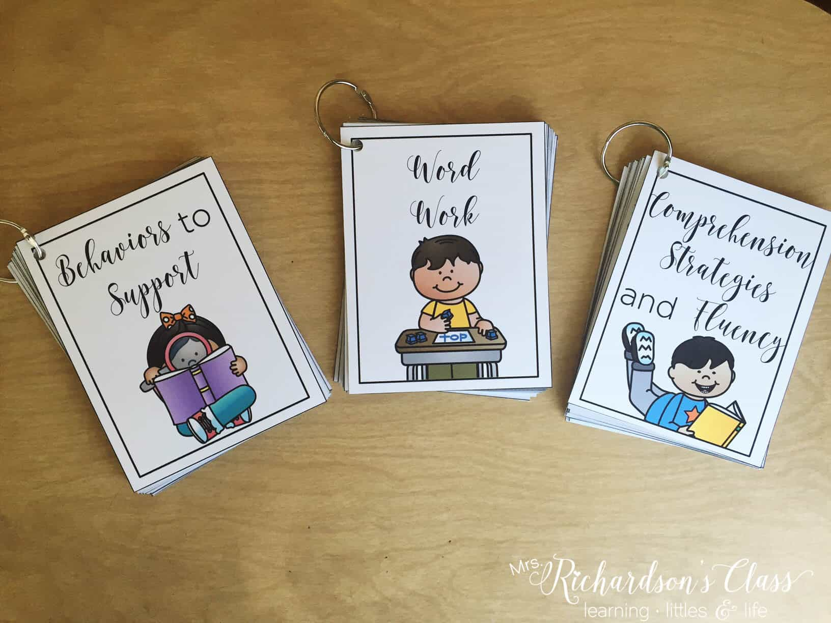 FREE Guided Reading Resource Cards to help you plan for each group's activities right on their level! Perfect to help guided reading groups run smoothly!