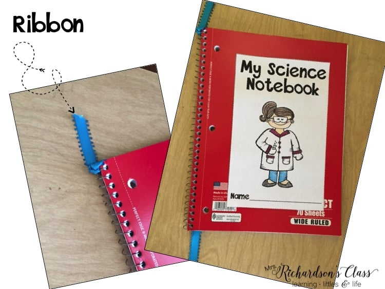 Science Notebook Tips