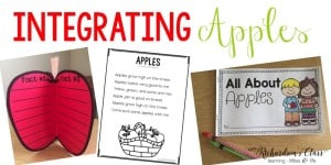 A blog post about integrating apples for k-1
