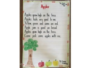Apple Poem