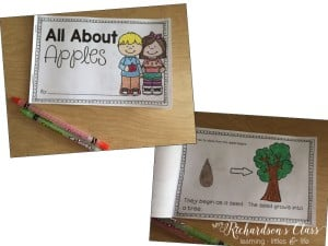 Integrating apples with reading and science