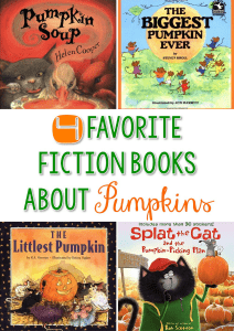 Favorite Pumpkin Read Alouds