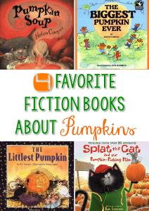 Favorite Pumpkin Read Alouds