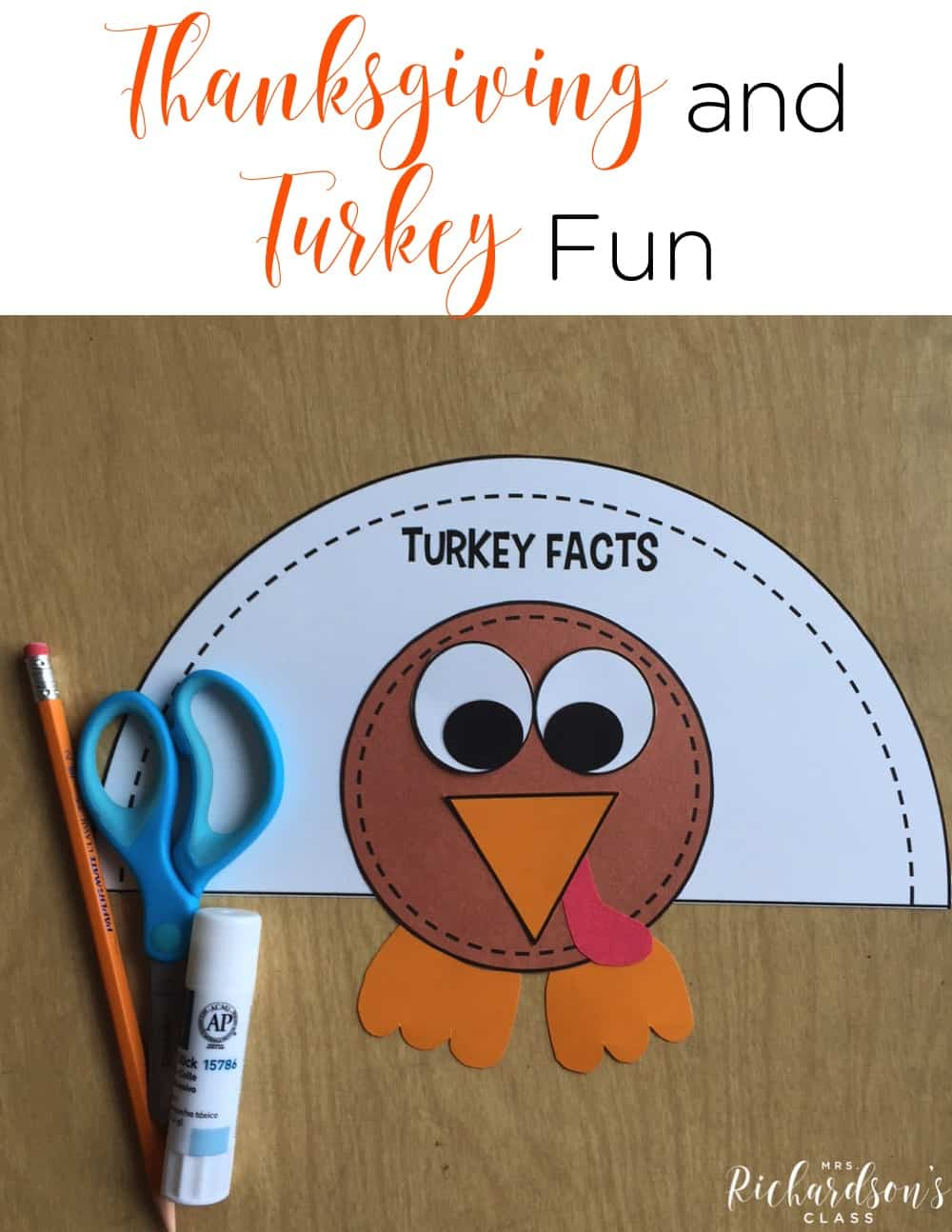Thanksgiving and Turkey Activities that are perfect for integrating science, social studies, reading and writing for kindergarten and first grade! #thanksgiving #turkeyday #turkeyactivities #firstgrade #secondgrade #thanksgivinglesson #lessonplans