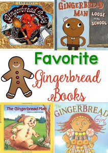 Gingerbread Books for Read Aloud