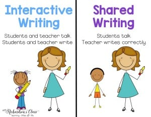 Interactive Writing and all you need to know about it!