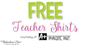 FREE Teacher Shirts