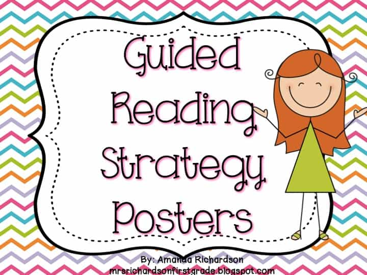 Reading Helpers FREEBIE