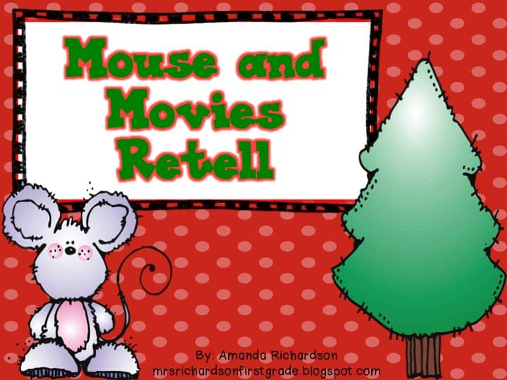 If You Take a Mouse to the Movies…FREEBIE