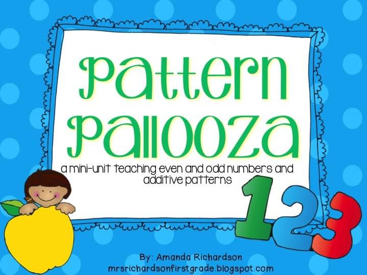 Pattern Pallooza and Giveaway Winners