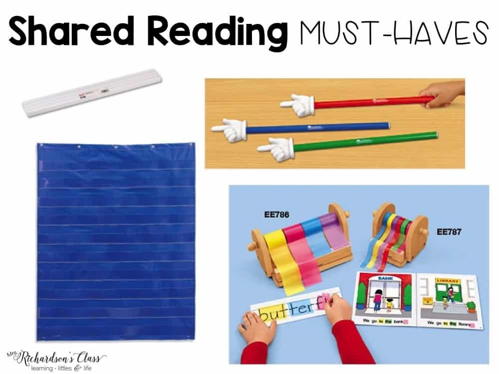 Popular Shared Reading Book Books
