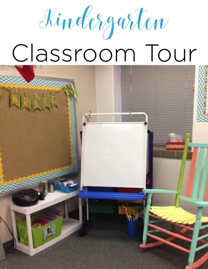 Classroom Tour Update!