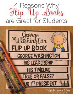 Flip up books for kindergarten, first grade, and second grade--I love the 2nd reason! We often skip that area in our lessons! There's also simple, clear directions on how to make a flip up book. Don't forget to grab the FREEBIES! #kindergarten #firstgrade