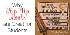 Why Flip Up Books are Great for Students