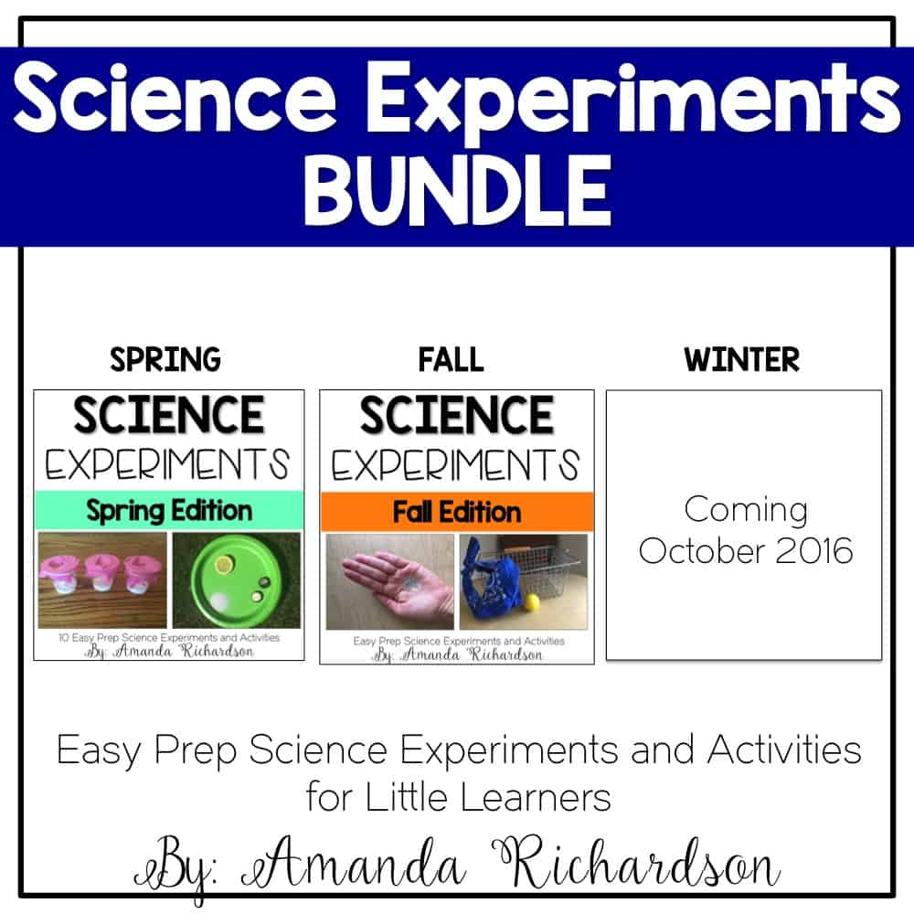 4 Tips for Implementing Science Experiments - Mrs ...