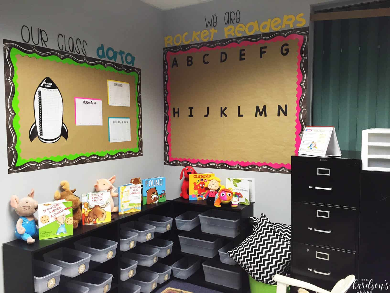 Chalkboard Burlap And Bright Classroom Decor Mrs Richardson S Class