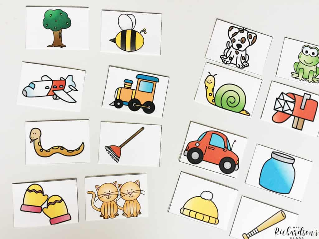 Phonemic awareness activities are an important building block for reading. These activities are simple to implement, purposeful, and engaging for students!