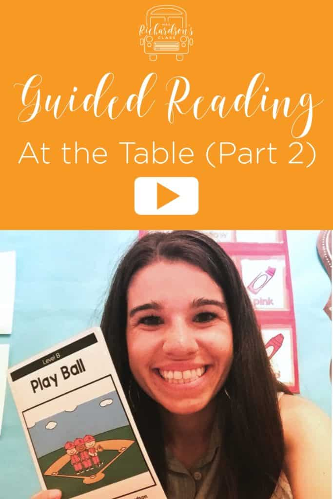 If you are ready to dig deep into guided reading, this is a great fit for you!