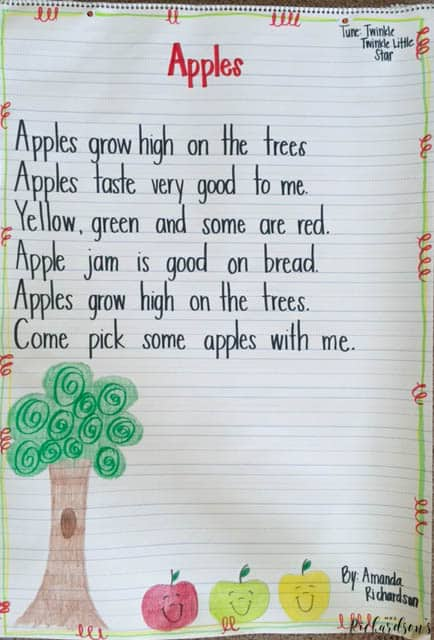 Using songs and music to teach sight words, shared reading, and fluency is a great tip! See how this teacher does it!