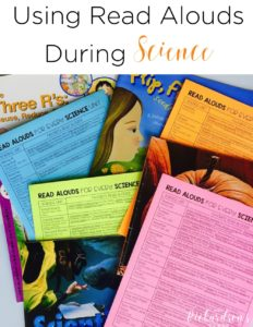 Using read alouds during science not only hooks your learners, but benefits your ELL students, too! This huge list of books gives you great read alouds for every science topic for kindergarten and first grade students!