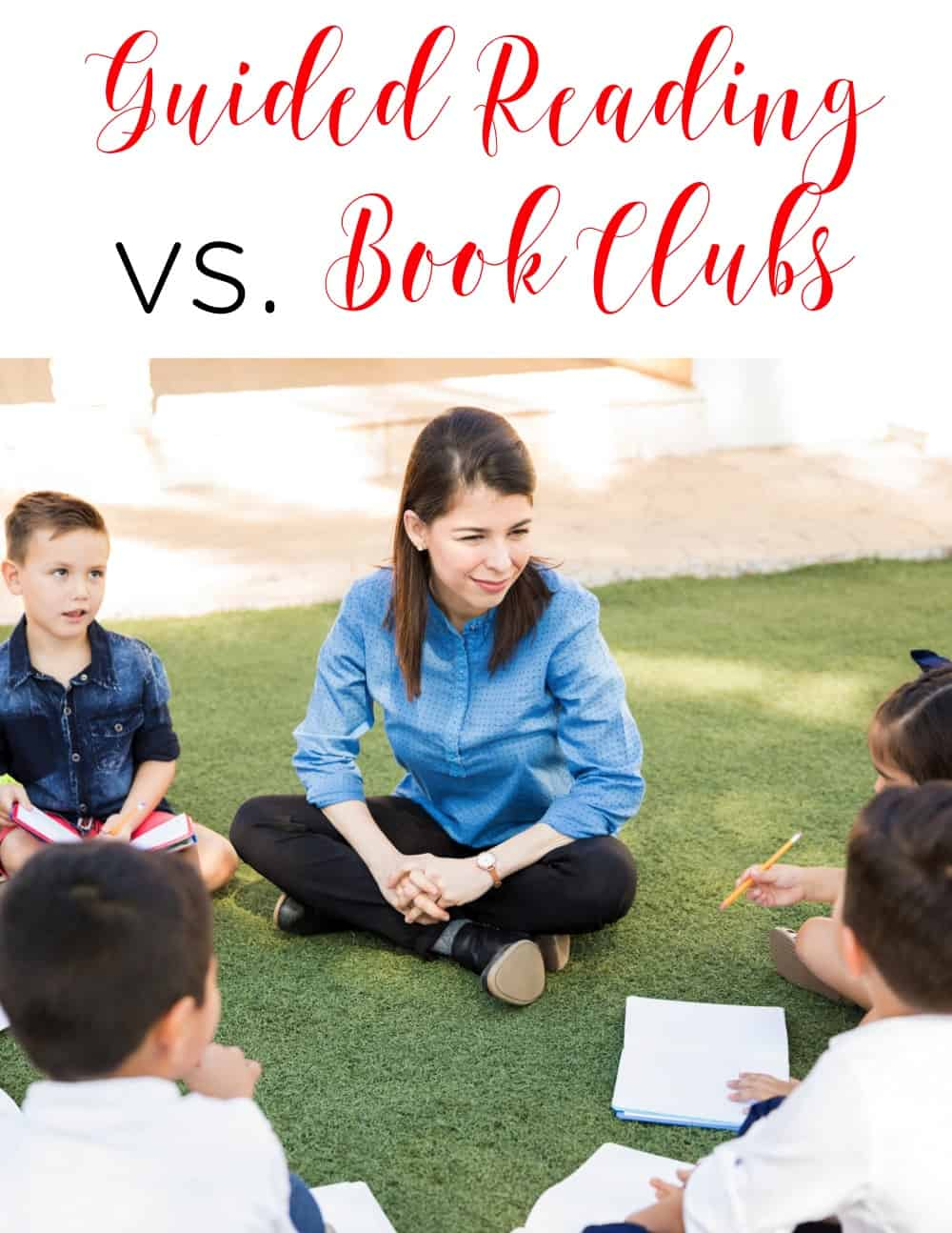 Guided reading or book clubs? Which do you do? Are you looking for some direction? This blog post shares all of the ins and outs of guided reading and book clubs!