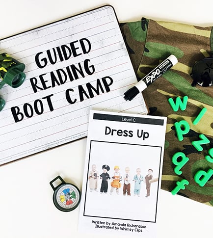 Guided Reading Boot Camp