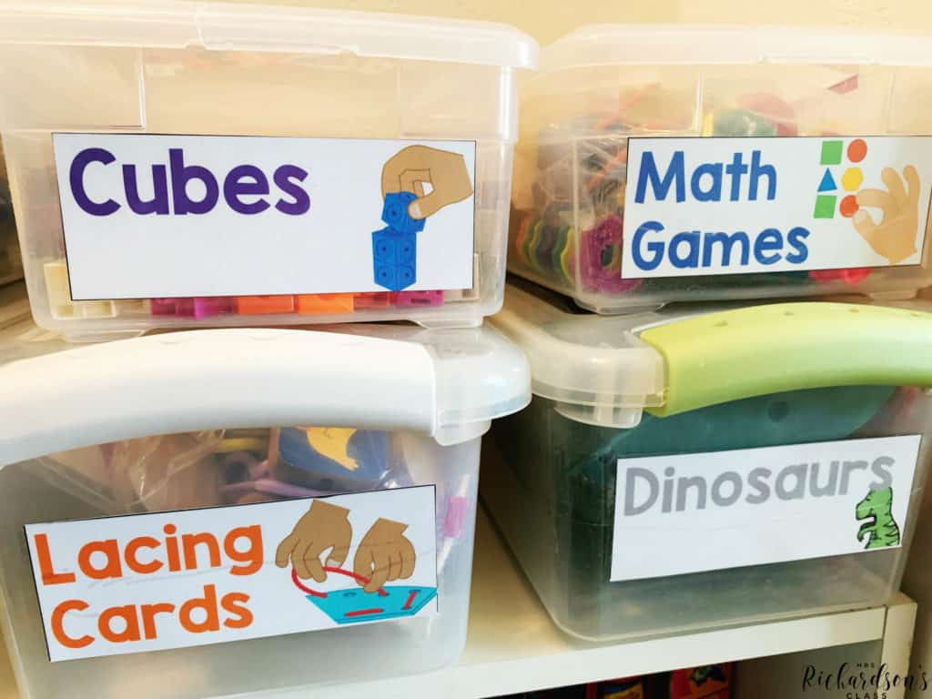 Allow your students to explore and work on fine motor activities in their morning work stations! This time of day is great to squeeze in some extra fine motor practice and allow for them to play!