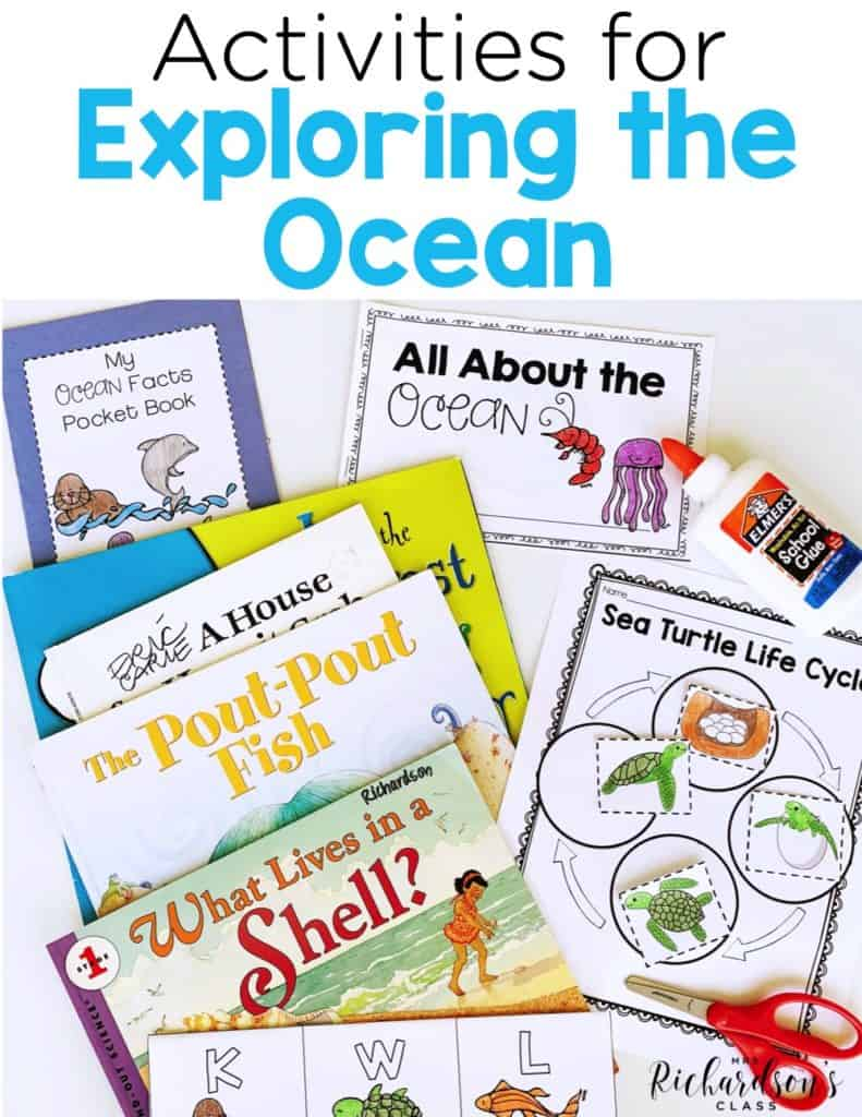 Simplify the End of Year and Explore the Ocean