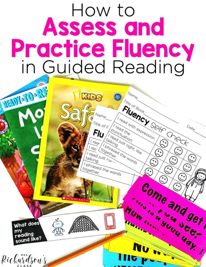 How to Assess and Practice Fluency in Guided Reading