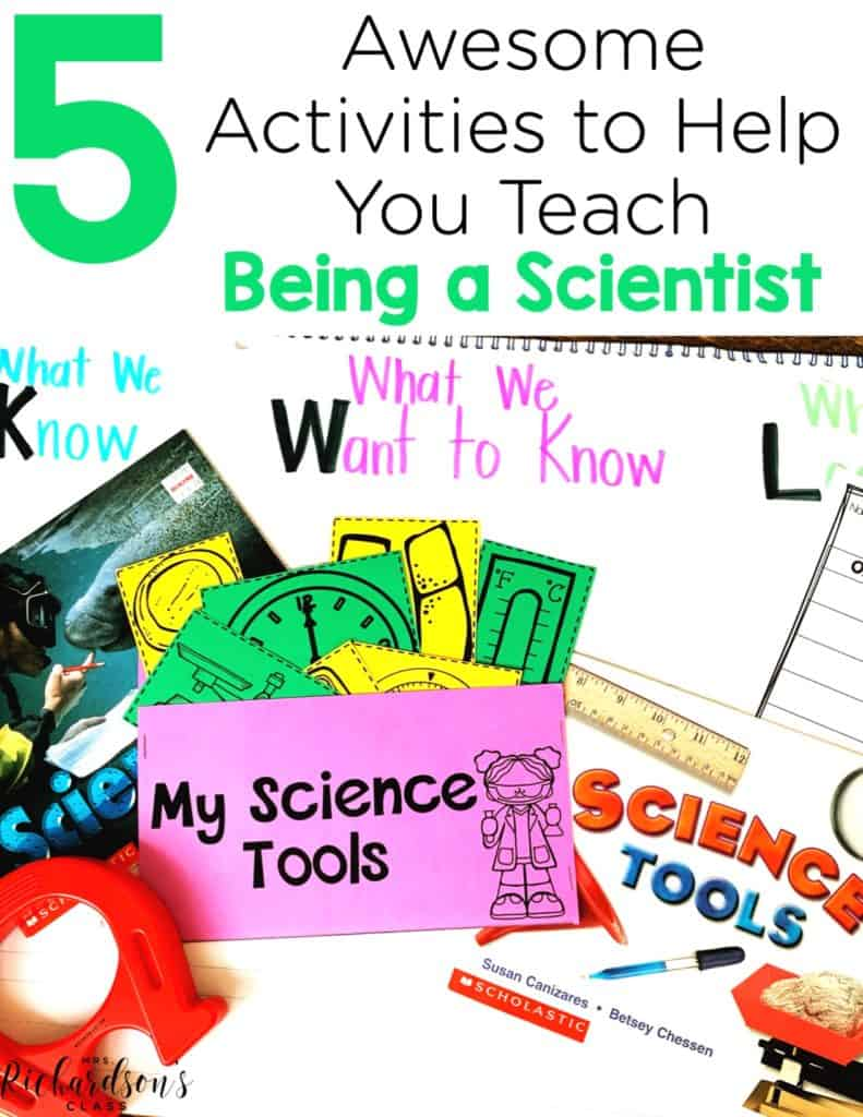 5 Awesome Activities to Help You Teach Being a Scientist