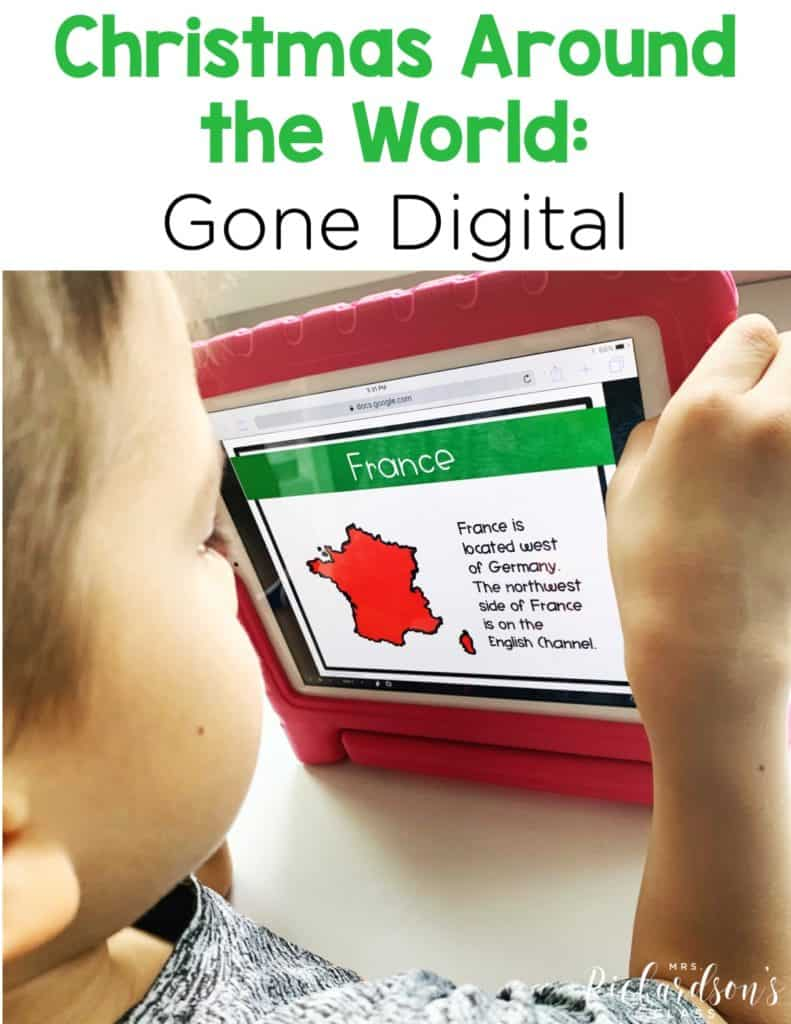 Christmas Around the World: Gone Digital
