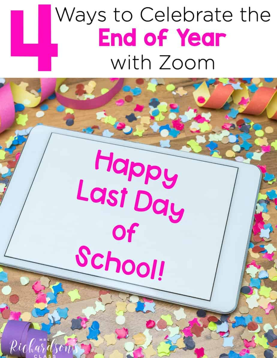 4 Activities For An End Of The Year Celebration On Zoom