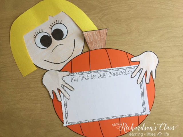 Integrate literacy into science for pumpkin activities to best help students learn.