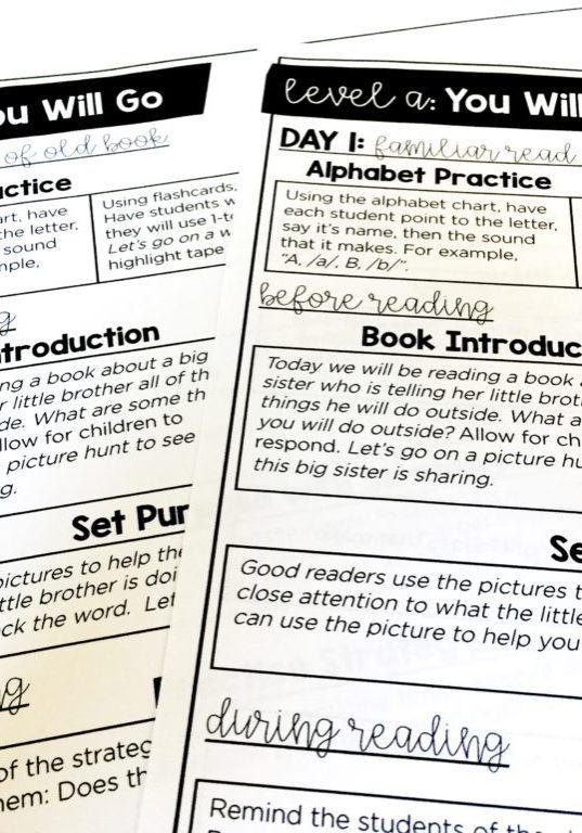 Scripted Lesson Plans-2